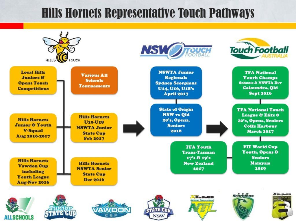 Hills Hornets - Representative Pathway Information - June16