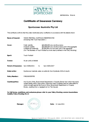 Certificate-of-Currency
