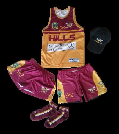 JSC uniform