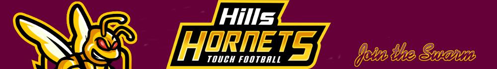 Hills Hornets Touch Football