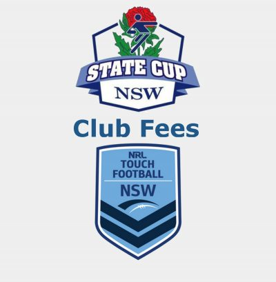 State Cup Club Fees
